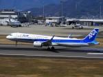 まーたんさんが、高松空港で撮影した全日空 A321-272Nの航空フォト(写真)