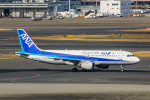 SGR RT 改さんが、羽田空港で撮影した全日空 A320-211の航空フォト(写真)