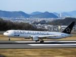 まーたんさんが、高松空港で撮影した全日空 767-381/ERの航空フォト(写真)