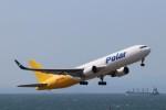 ゆなりあさんが、中部国際空港で撮影したポーラーエアカーゴ 767-3JHF(ER)の航空フォト(写真)