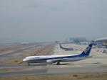 もふましゅまろさんが、関西国際空港で撮影した全日空 767-381/ERの航空フォト(写真)
