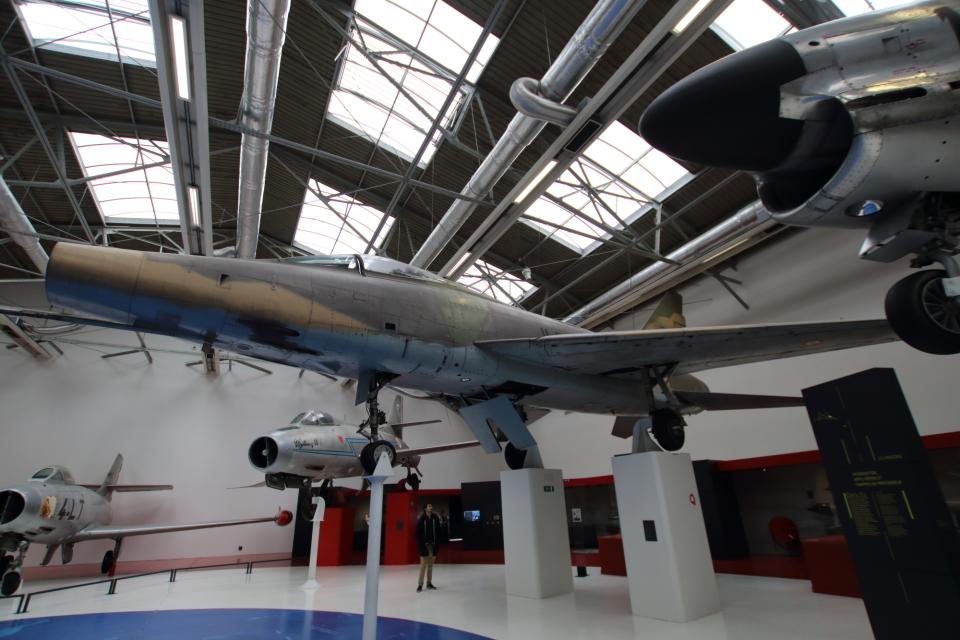 Koenig117さんのフランス空軍 North American F-100 Super Sabre (52736) 航空フォト