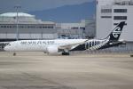 キイロイトリさんが、関西国際空港で撮影したニュージーランド航空 787-9の航空フォト(写真)