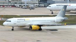 航空フォト:EC-LRY ブエリング航空 A320