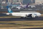 KAW-YGさんが、羽田空港で撮影したニュージーランド航空 777-219/ERの航空フォト(写真)