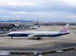 よんすけさんが、関西国際空港で撮影したチャイナエアライン 777-309/ERの航空フォト(写真)