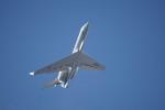 senbaさんが、羽田空港で撮影した海上保安庁 G-V Gulfstream Vの航空フォト(写真)