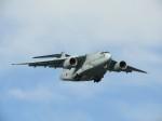 おっつんさんが、羽田空港で撮影した航空自衛隊 C-2の航空フォト(写真)