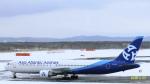 SNAKEさんが、新千歳空港で撮影したアジア・アトランティック・エアラインズ 767-322/ERの航空フォト(写真)