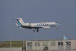 kooo_taさんが、羽田空港で撮影した海上保安庁 G-V Gulfstream Vの航空フォト(写真)