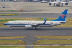 PASSENGERさんが、羽田空港で撮影した中国南方航空 737-86Nの航空フォト(写真)