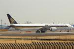 セブンさんが、成田国際空港で撮影したシンガポール航空 777-312/ERの航空フォト(飛行機 写真・画像)