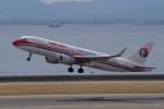 yabyanさんが、中部国際空港で撮影した中国東方航空 A320-214の航空フォト(写真)