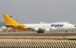 セブンさんが、成田国際空港で撮影したポーラーエアカーゴ 747-47UF/SCDの航空フォト(飛行機 写真・画像)