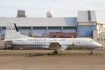 安芸あすかさんが、羽田空港で撮影した国土交通省 航空局 YS-11A-212の航空フォト(写真)