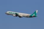 みるぽんたさんが、関西国際空港で撮影したエアソウル A321-231の航空フォト(写真)