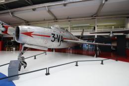 Koenig117さんが、ル・ブールジェ空港で撮影したフランス空軍 F-84F Thunderstreakの航空フォト(飛行機 写真・画像)