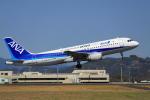 wish-blueさんが、高知空港で撮影した全日空 A320-211の航空フォト(写真)
