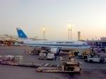 cornicheさんが、キング・ハーリド国際空港で撮影したクウェート航空 A310-308の航空フォト(飛行機 写真・画像)