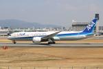 水月さんが、伊丹空港で撮影した全日空 787-9の航空フォト(写真)