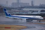 xxxxxzさんが、伊丹空港で撮影した全日空 767-381の航空フォト(飛行機 写真・画像)