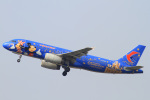 スターアライアンスKMJ まいやんさんが、福岡空港で撮影した中国東方航空 A320-232の航空フォト(写真)