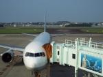 つっさんさんが、高知空港で撮影した全日空 767-381/ERの航空フォト(写真)