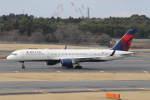 プルシアンブルーさんが、成田国際空港で撮影したデルタ航空 757-26Dの航空フォト(写真)