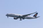 kenjyaさんが、羽田空港で撮影したルフトハンザドイツ航空 A350-941XWBの航空フォト(写真)