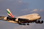 flying-dutchmanさんが、成田国際空港で撮影したエミレーツ航空 A380-861の航空フォト(写真)
