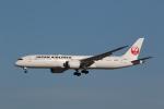 OS52さんが、成田国際空港で撮影した日本航空 787-9の航空フォト(写真)