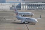 のんびりこまきさんが、中部国際空港で撮影した日本航空 737-846の航空フォト(写真)