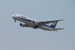 RAOUさんが、中部国際空港で撮影した全日空 777-281の航空フォト(写真)