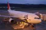 marariaさんが、青森空港で撮影した日本エアシステム A300B4-622Rの航空フォト(写真)