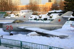 ちゅういちさんが、不明で撮影したソビエト空軍 MiG-17の航空フォト(飛行機 写真・画像)