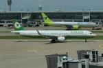 uhfxさんが、仁川国際空港で撮影したエバー航空 A321-211の航空フォト(飛行機 写真・画像)