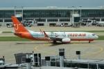 uhfxさんが、仁川国際空港で撮影したチェジュ航空 737-8ALの航空フォト(飛行機 写真・画像)