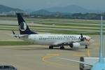 uhfxさんが、仁川国際空港で撮影した山東航空 737-85Nの航空フォト(飛行機 写真・画像)