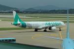 uhfxさんが、仁川国際空港で撮影したエアソウル A321-231の航空フォト(飛行機 写真・画像)