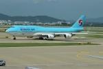 uhfxさんが、仁川国際空港で撮影した大韓航空 747-8B5の航空フォト(写真)