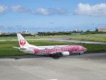 poroさんが、宮古空港で撮影した日本トランスオーシャン航空 737-446の航空フォト(写真)
