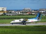 poroさんが、宮古空港で撮影した琉球エアーコミューター DHC-8-103Q Dash 8の航空フォト(写真)