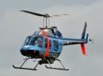 チャーリーマイクさんが、立川飛行場で撮影した警視庁 206L-3 LongRanger IIIの航空フォト(写真)