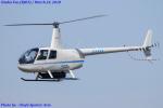 Chofu Spotter Ariaさんが、八尾空港で撮影したつくば航空 R44 Clipper IIの航空フォト(写真)