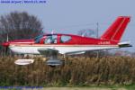 Chofu Spotter Ariaさんが、ホンダエアポートで撮影した日本個人所有 TB-10 Tobagoの航空フォト(写真)
