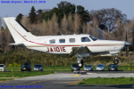 Chofu Spotter Ariaさんが、ホンダエアポートで撮影した日本個人所有 PA-46-350P Malibu Mirageの航空フォト(写真)