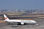 JA8501さんが、羽田空港で撮影した日本航空 777-289の航空フォト(写真)