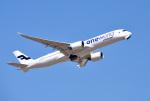 mojioさんが、成田国際空港で撮影したフィンエアー A350-941の航空フォト(飛行機 写真・画像)