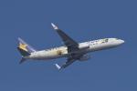 nobu_32さんが、茨城空港で撮影したスカイマーク 737-86Nの航空フォト(写真)