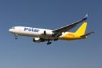utarou on NRTさんが、成田国際空港で撮影したポーラーエアカーゴ 767-3JHF(ER)の航空フォト(写真)